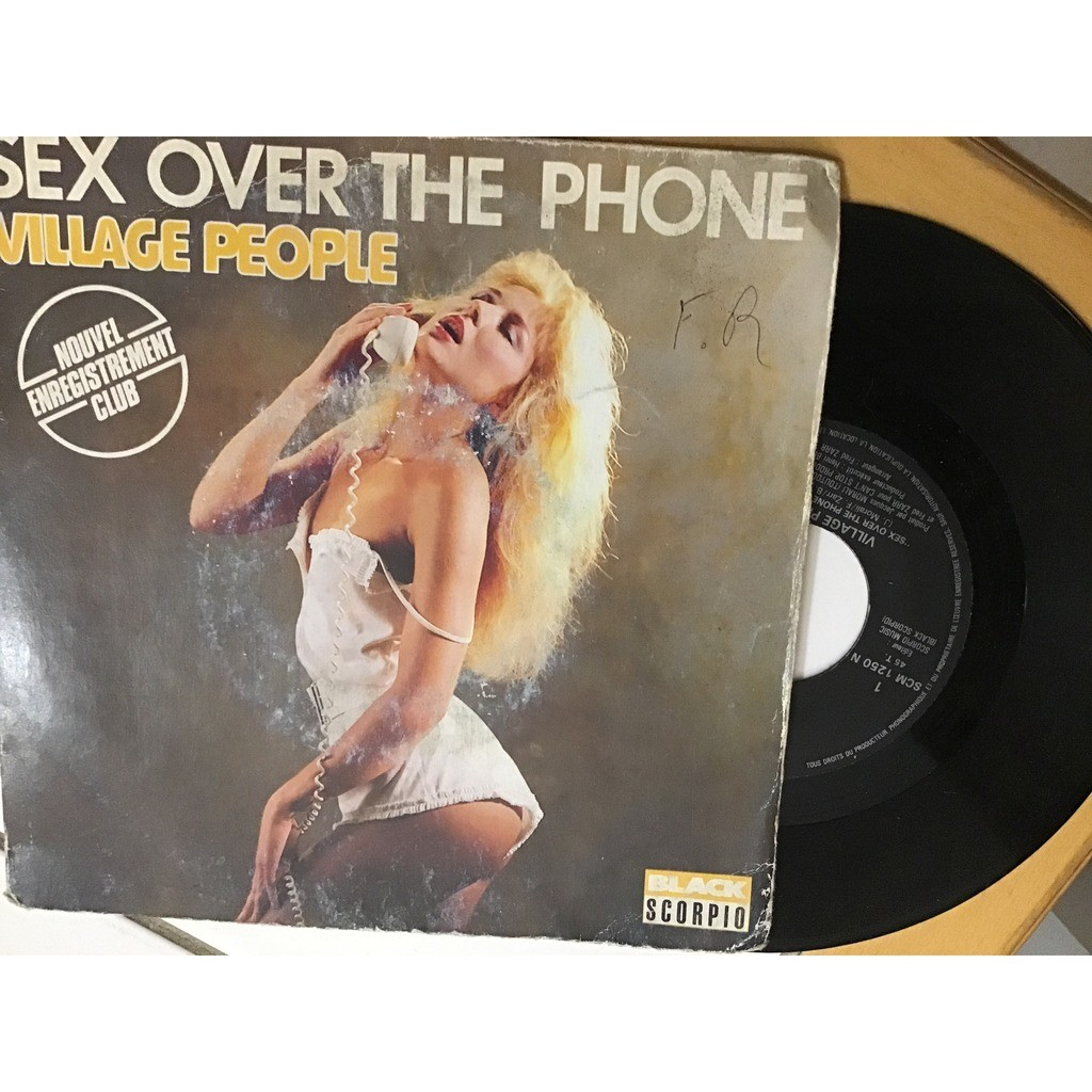 VILLAGE PEOPLE SEX OVER THE PHONE & INSTRUMENTAL