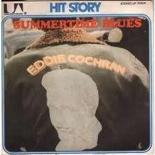 COCHRAN Eddie SUMMERTIME BLUES / COTTON PICKER