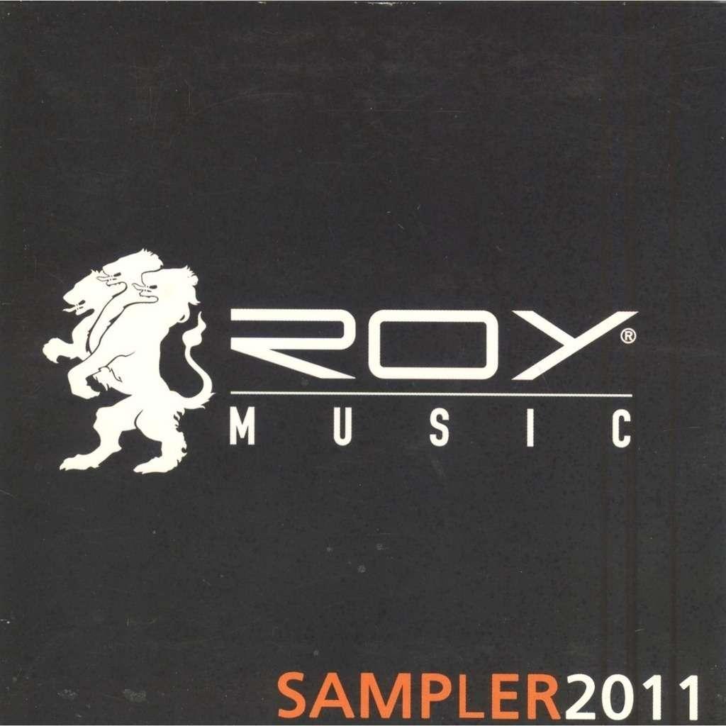 Roy Music Sampler 2011