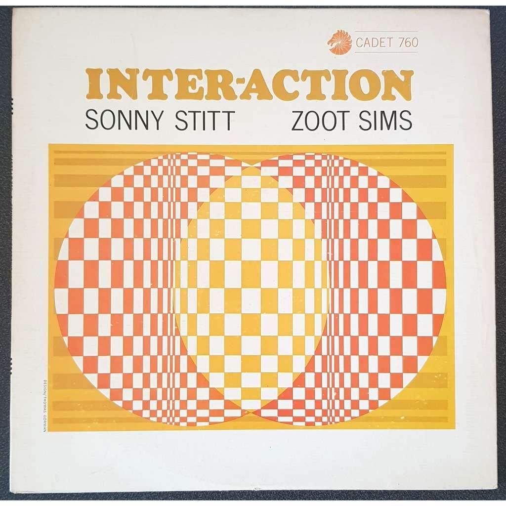 Sonny Stitt & Zoot Sims inter-action