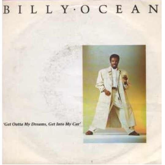 Billy Ocean Get outta my dreams, get into my car - Showdown