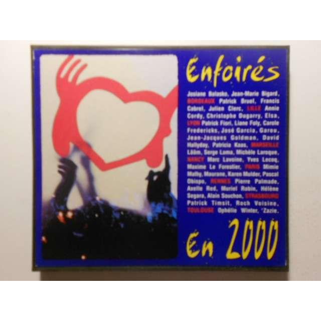 enfoires en 2000