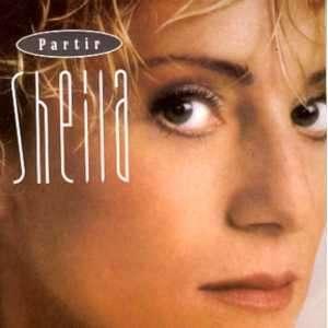 SHEILA Partir - 2-TRACK CARD SLEEVE