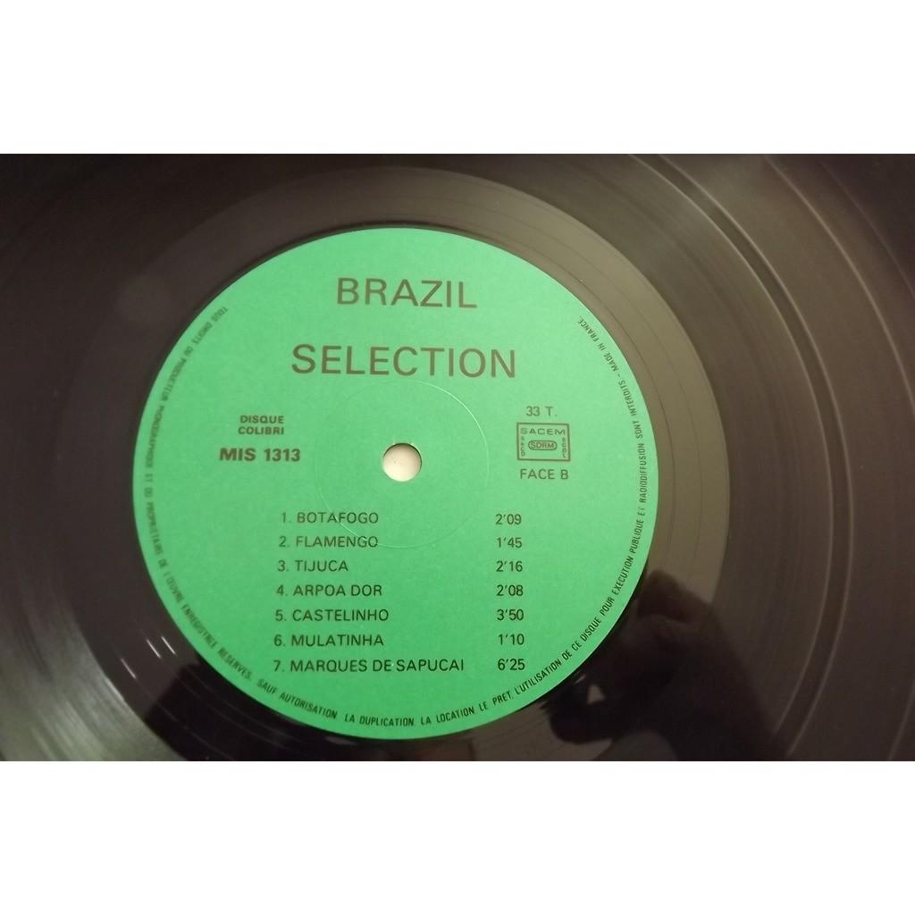 Brazil Sélection Brazil Sélection