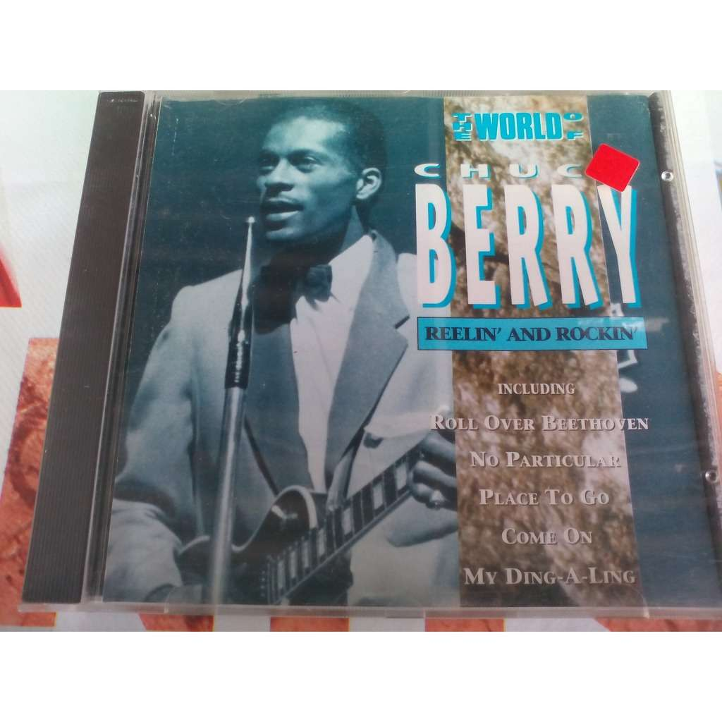 CHUCK BERRY Reeling AND rockin