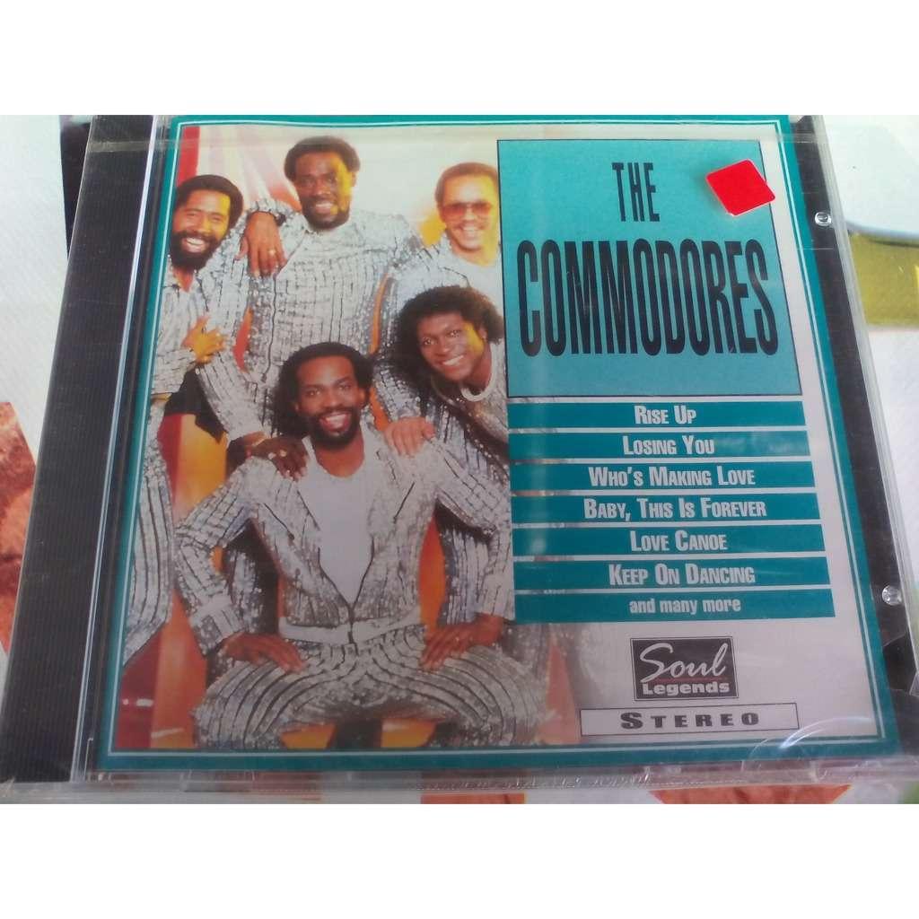 Commodores The Commodores