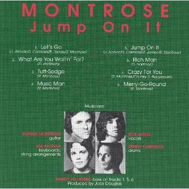 Montrose Jump On It