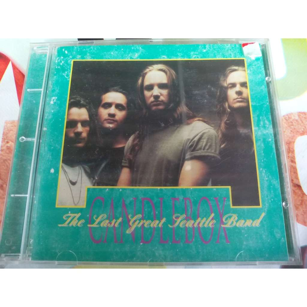 Candlebox The Last Great Seattle Band CD