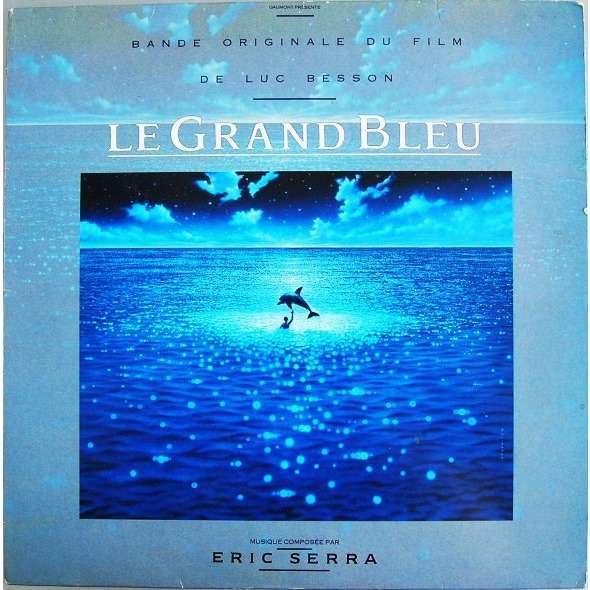 GRAND BLEU Le Le grand bleu _BO de Eric Serra