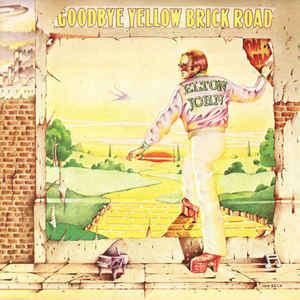 JOHN Elton Goodbye Yellow Brick Road