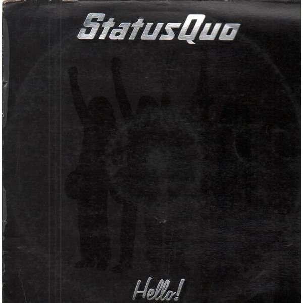 Status Quo Hello! (EMBOSSED COVER)