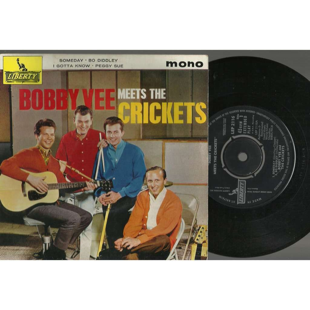 bobby vee and the crickets someday