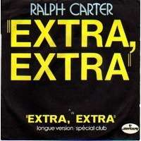 CARTER RALPH EXTRA, EXTRA 2 versions