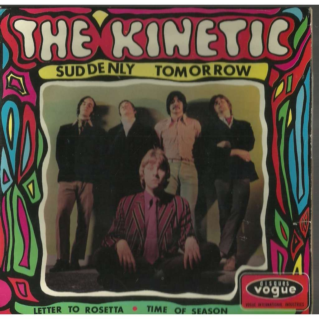 kinetic suddenly tomorrow