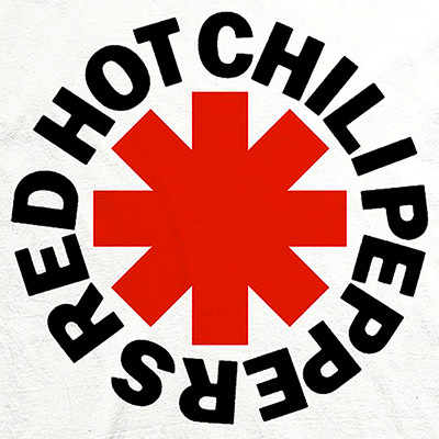 RED HOT CHILI PEPPERS Red Asterisk