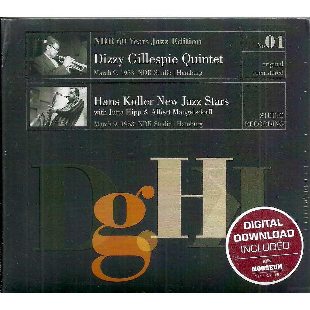 DIZZY GILLESPIE & HANS KOLLER NEW JAZZ STARS NDR 60 YEARS JAZZ EDITION NO01