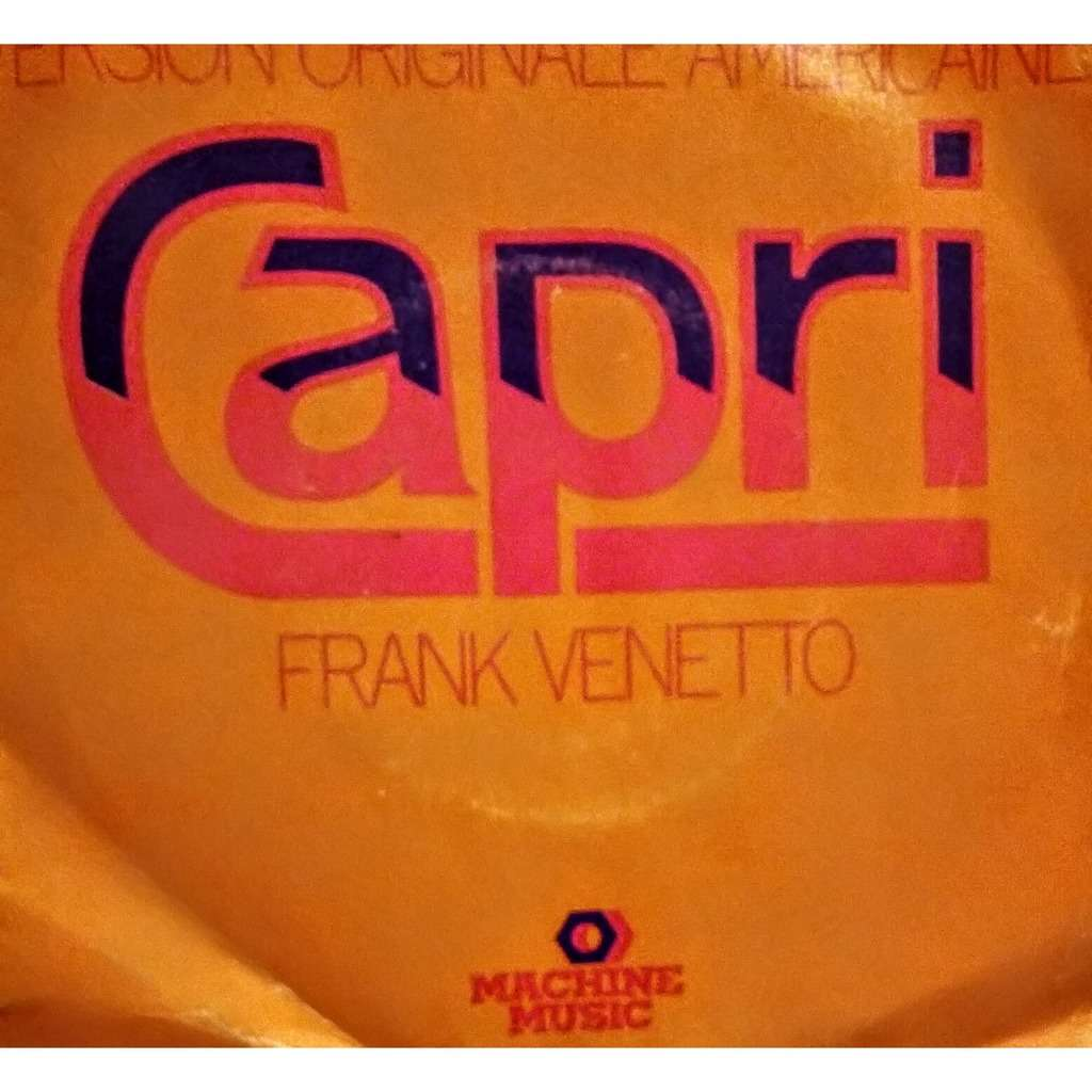 FRANK VENETTO - HERVE VILARD capri - phili concerto