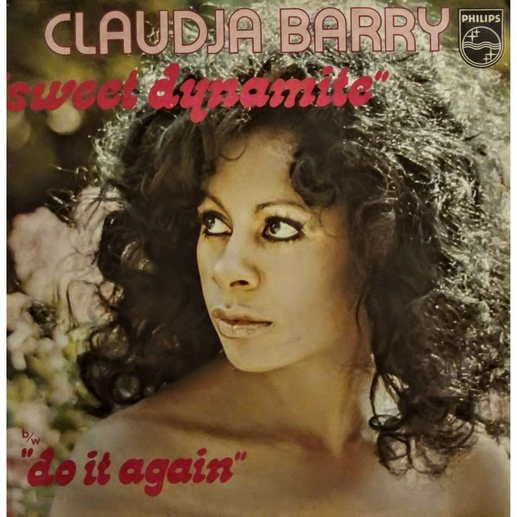 CLAUDIA BARRY SWEET DYNAMITE / DO IT AGAIN