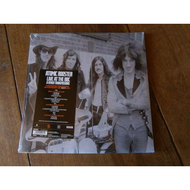 atomic rooster Live at the bbc