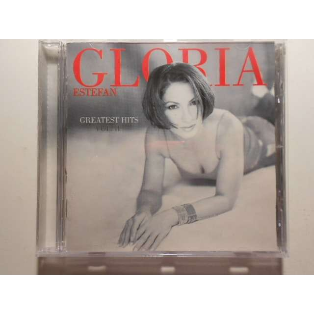 gloria estefan greatest hits vol 2