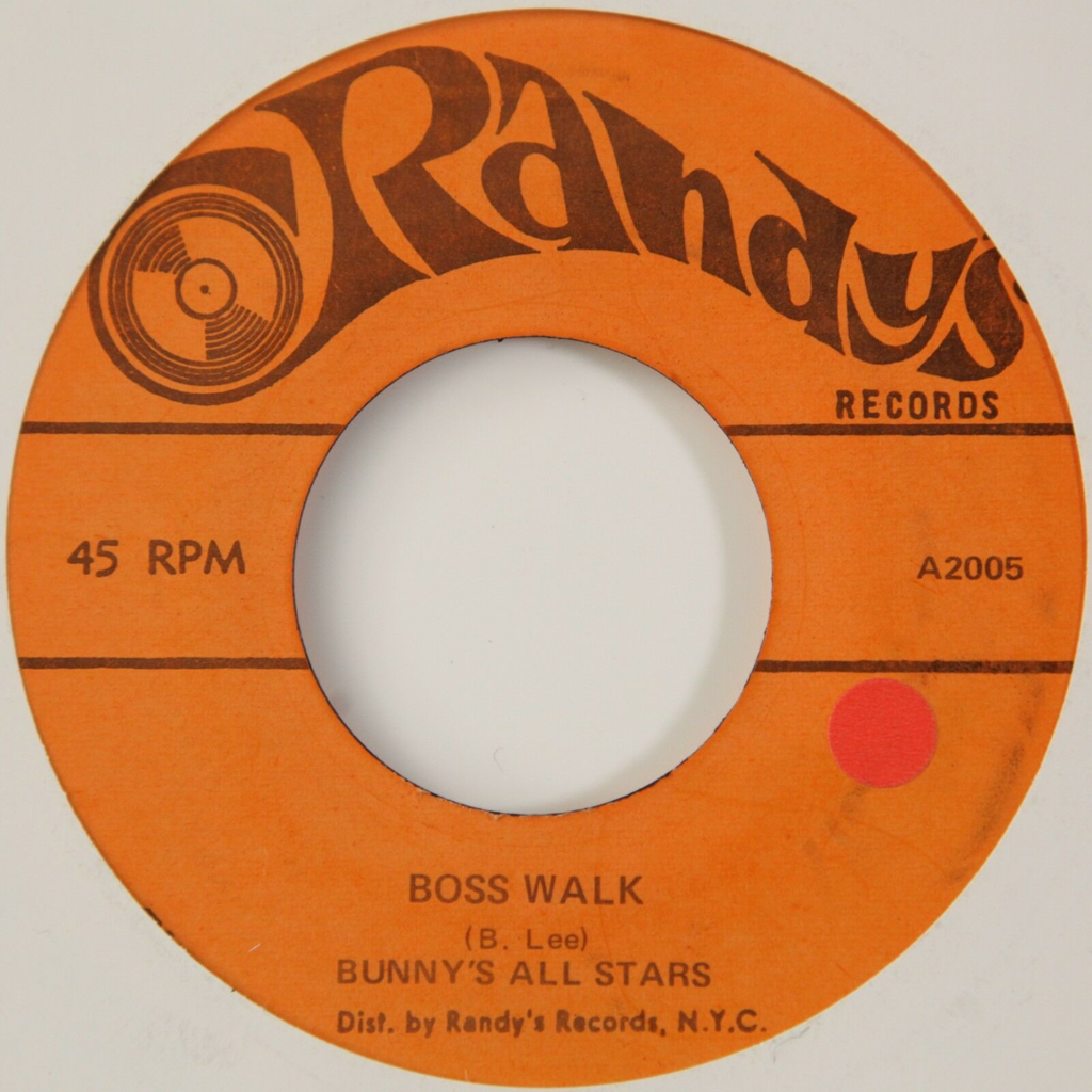 Bunny's All Stars Boss Walk / Bang Shan Ala
