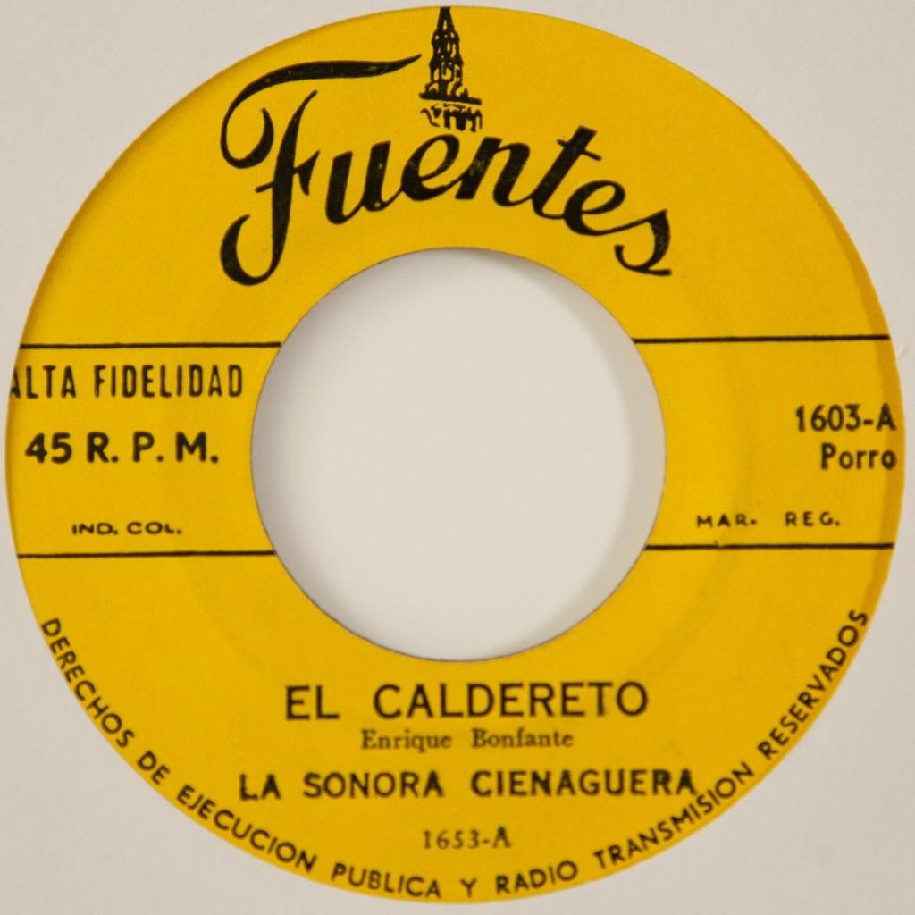 La Sonora Cienaguera El Caldereto / La Ceiba