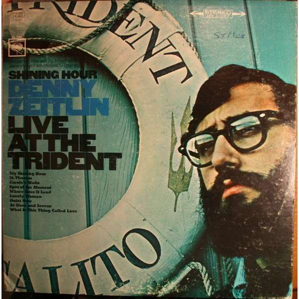 Denny Zeitlin Shining Hour - Live At The Trident