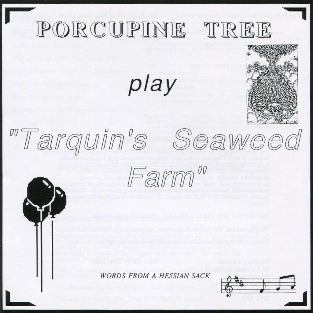 Porcupine Tree Tarquin's Seaweed Farm