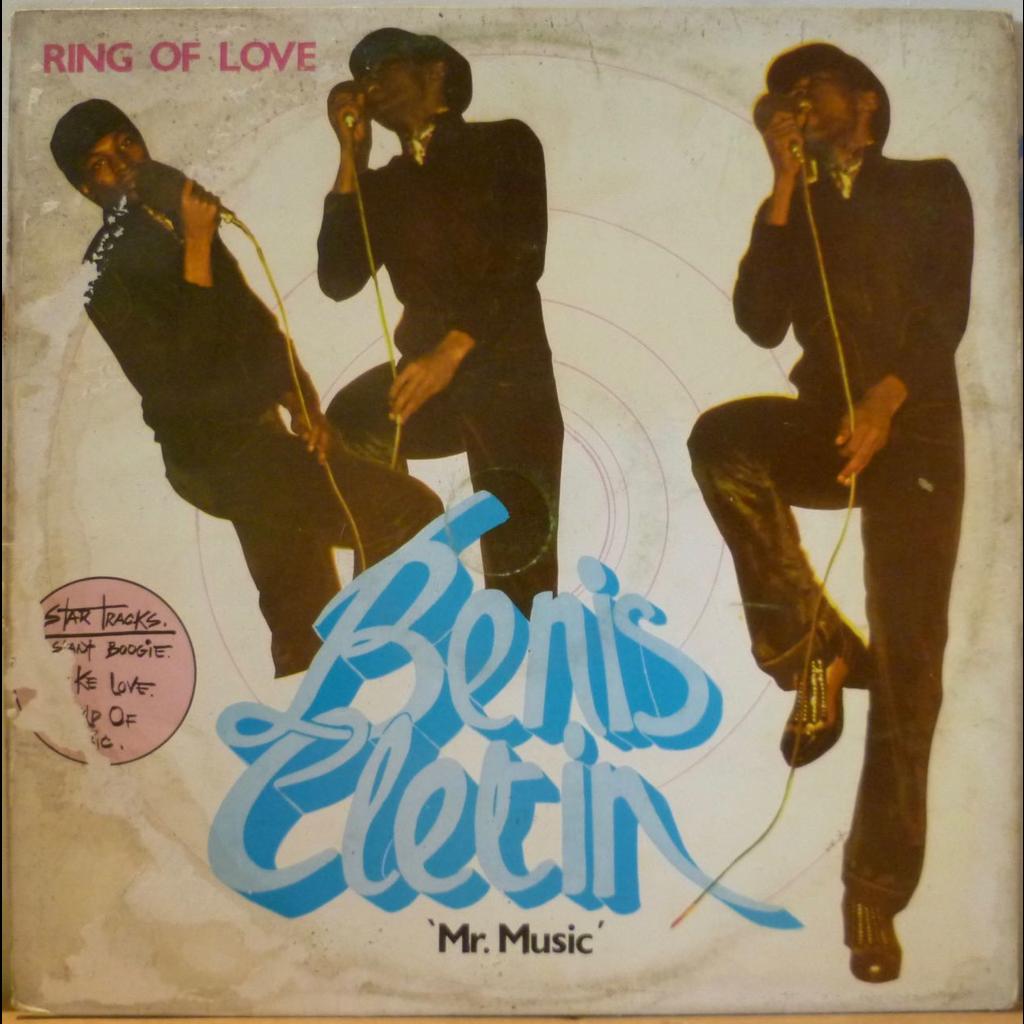 BENIS CLETIN Ring of love