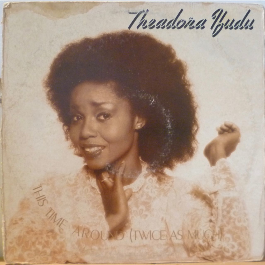 THEADORA IFUDU This time around