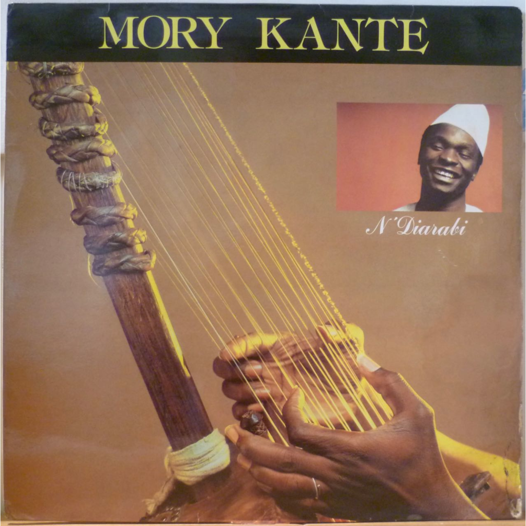 MORY KANTE S/T - Courougnegne