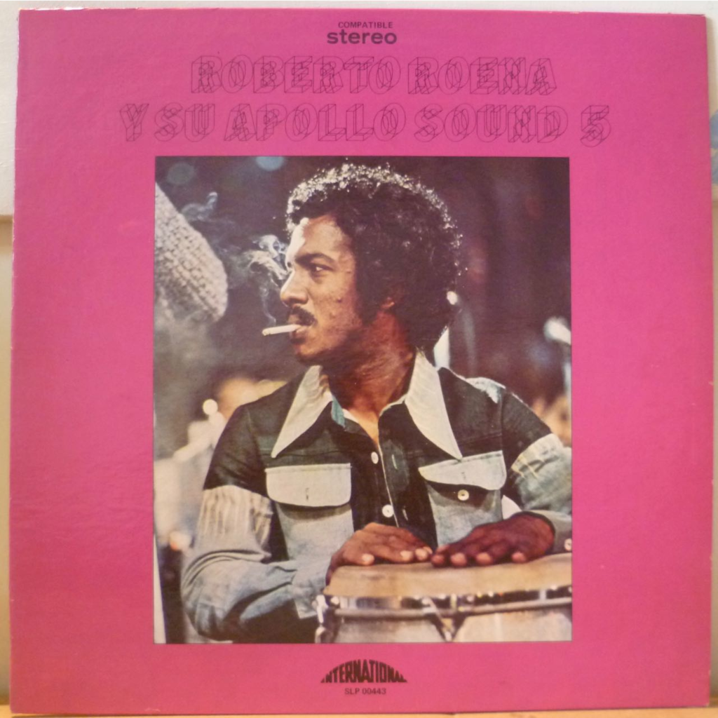 Roberto Roena y su Apollo Sound Volume 5
