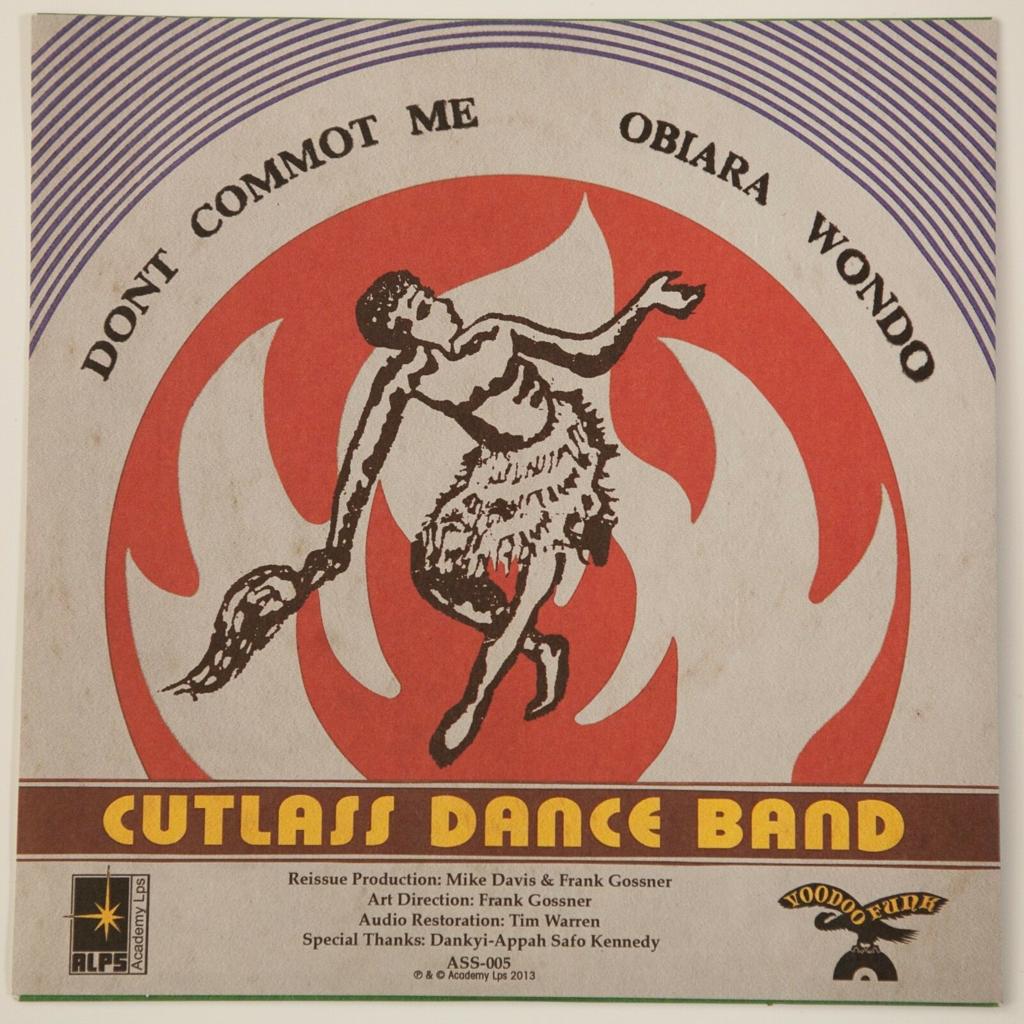 Cutlass Dance Band Obiara Wondo (Afro Funk)