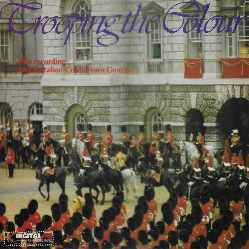 2nd Battalion Codstream Guards Trooping the Colour