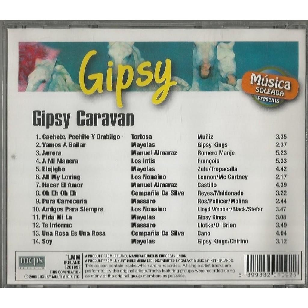 Various Gipsy Caravan (Gypsy Music Compilation)
