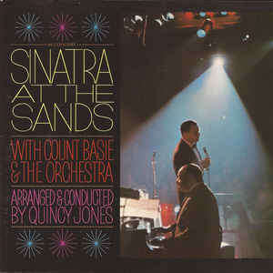 frank sinatra Sinatra at the Sands