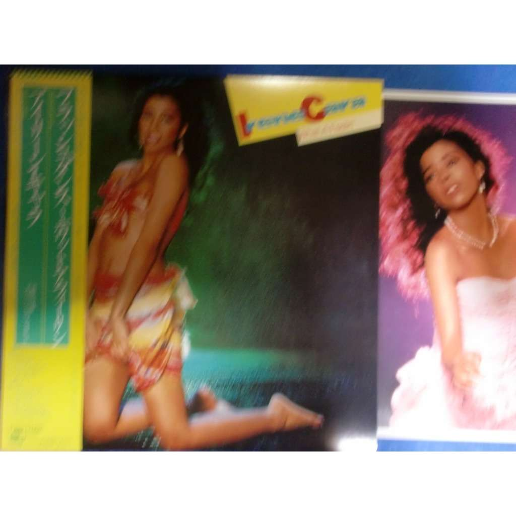 irene cara what a feelin' (with 3 photo sheets)