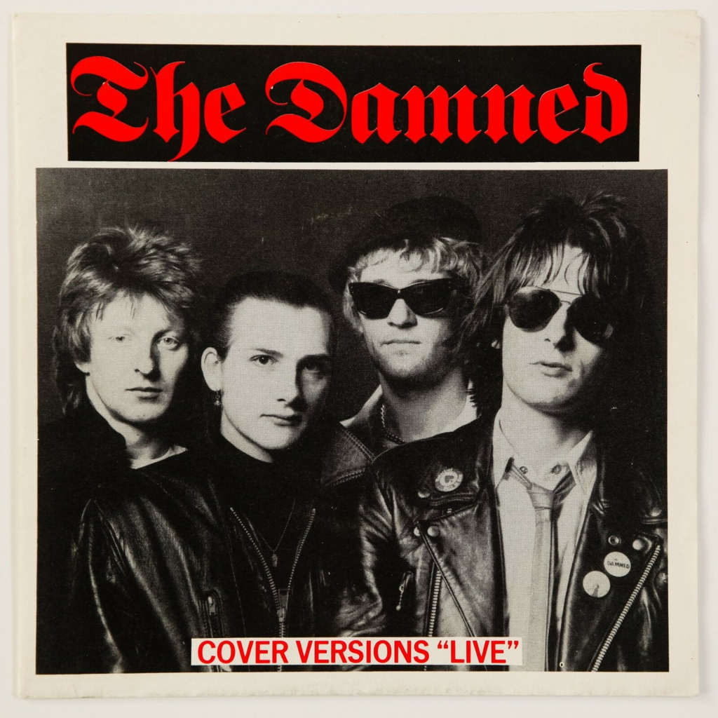The Damned Cover Versions Live