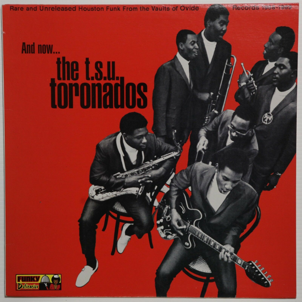The T.S.U. Toronados And Now... (funk)