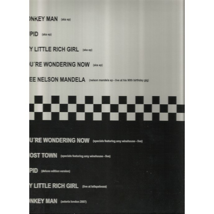 amy winehouse the ska collection