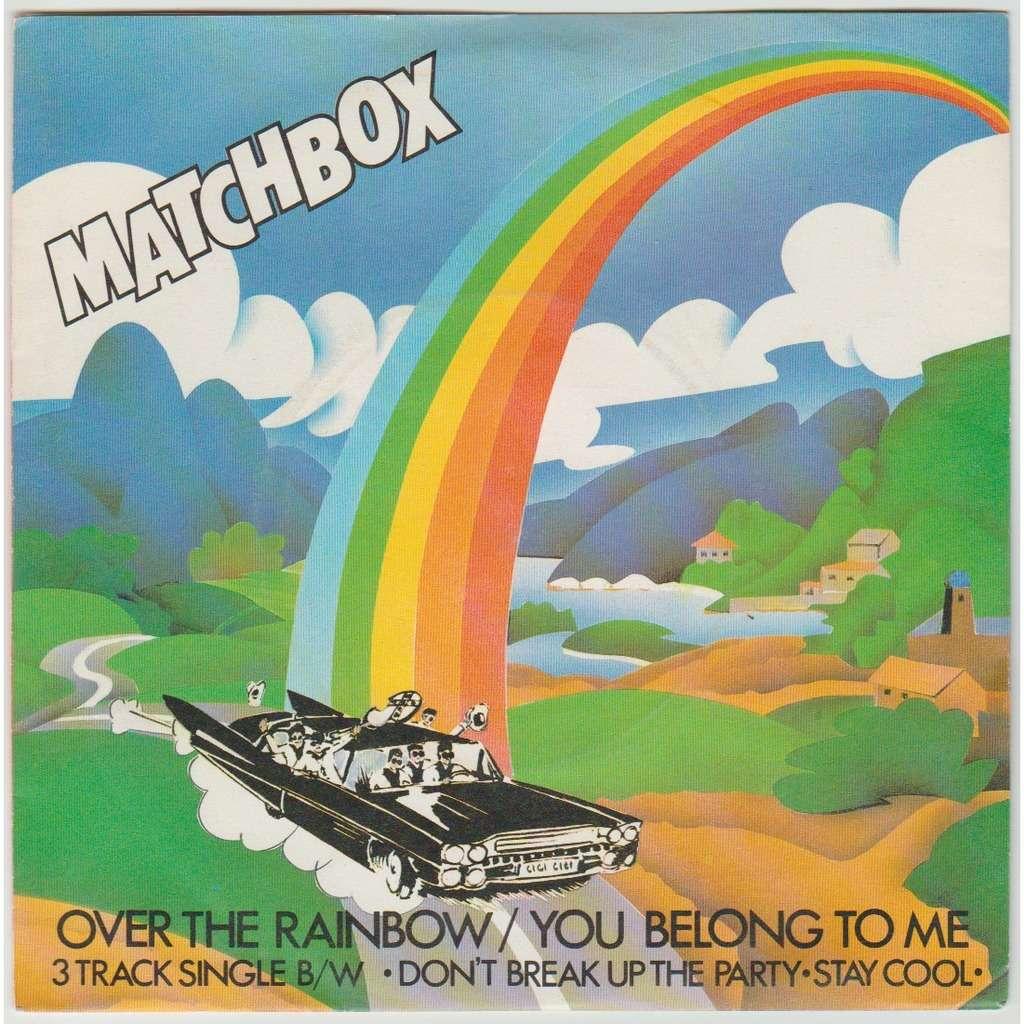 Matchbox Over the rainbow