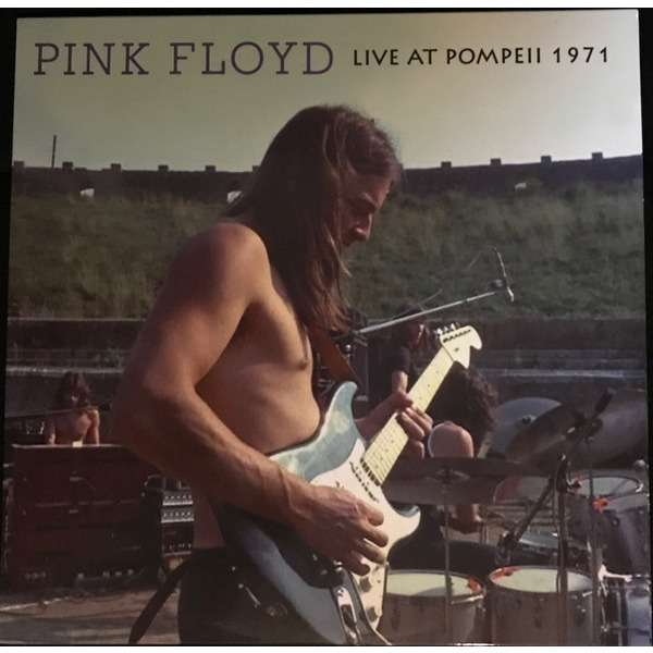 PINK FLOYD Live At Pompeii 1971