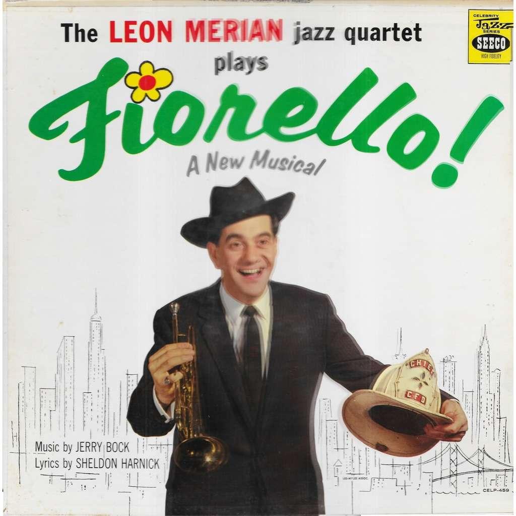 Leon MERIAN Jazz Quartet Fiorello