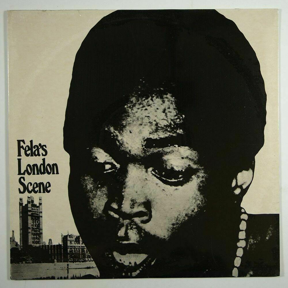 Fela Ransome Kuti And The Africa 70 London Scene (Afrobeat)