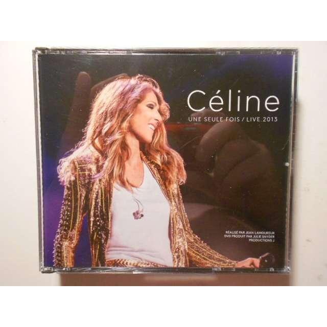 beline dion une seul fois/ live 2013