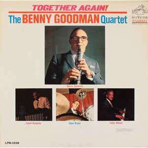 The Benny Goodman Quartet Together Again!