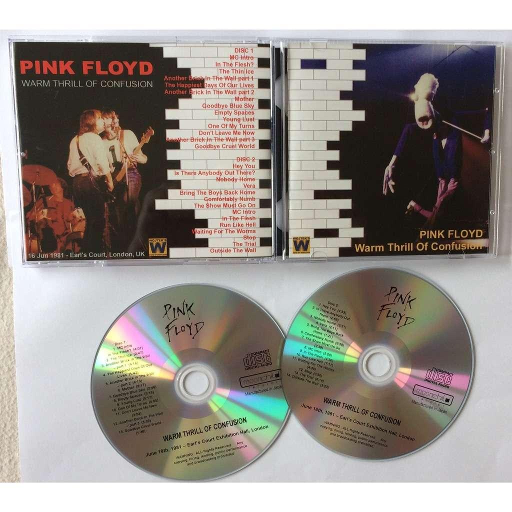 PINK FLOYD EARLS COURT 1981