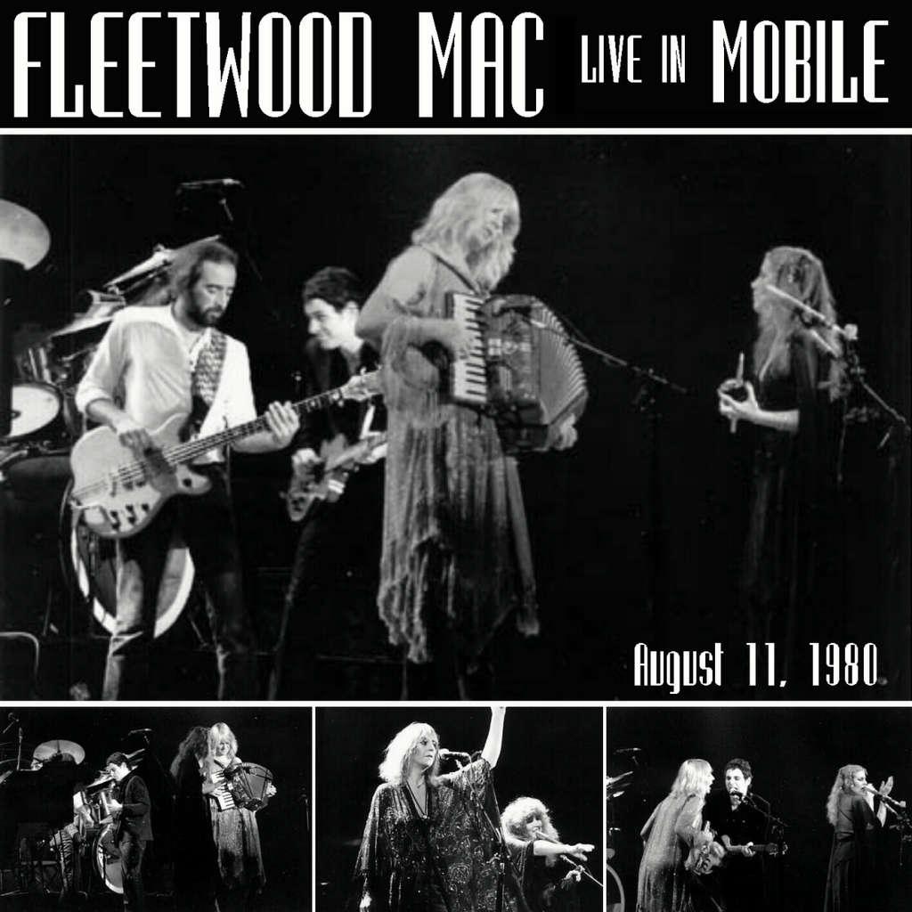 Fleetwood Mac Mobile, Alabama 1980
