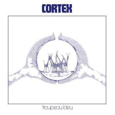 Cortex (blue vinyl) Troupeau Bleu