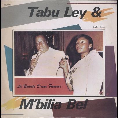 Tabu Ley & M'bilia Bel Hafi Deo - La beaute d'une famme